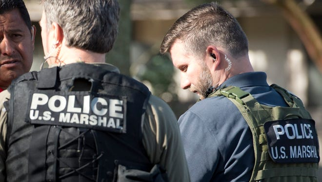 The U.S. Marshals Service used a cellphone tracking device commonly known as a stingray nearly 6,000 times, newly disclosed records show.