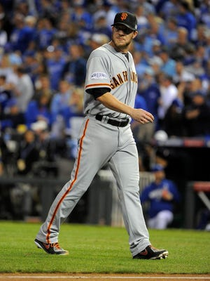 Jake Peavy, who has made eight career postseason starts, has never pitched into the seventh inning.