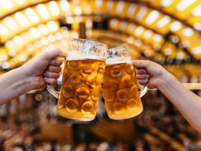 10/21: Oktoberfest for Parkinson's - Raise pints for