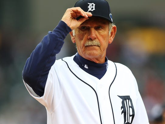 Former Detroit Tigers manager Jim Leyland is among