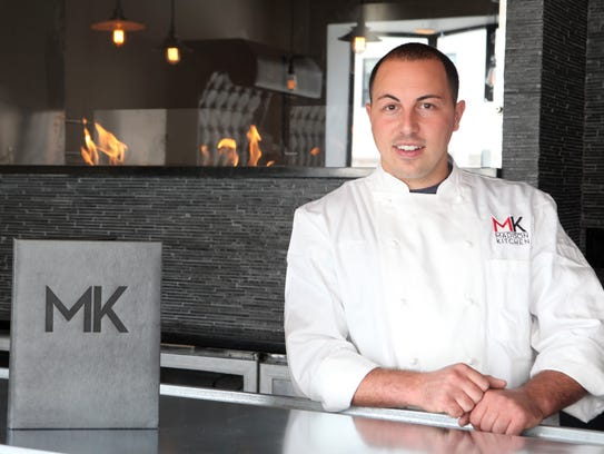 Chef Nick Di Bona has moved on from Madison Kitchen in Larchmont to concentrate on his Bona Bona ice cream.