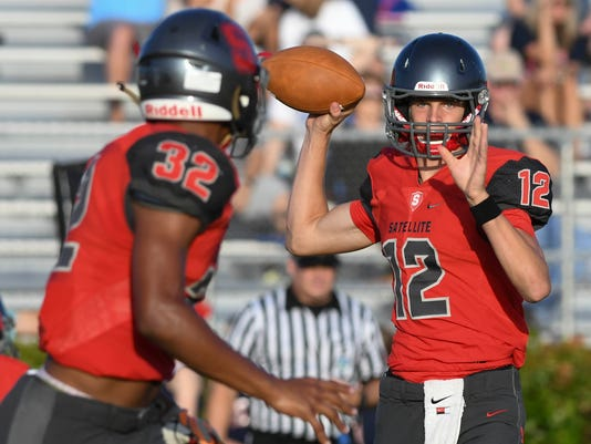 High School Football: Cocoa Beach at Satellite