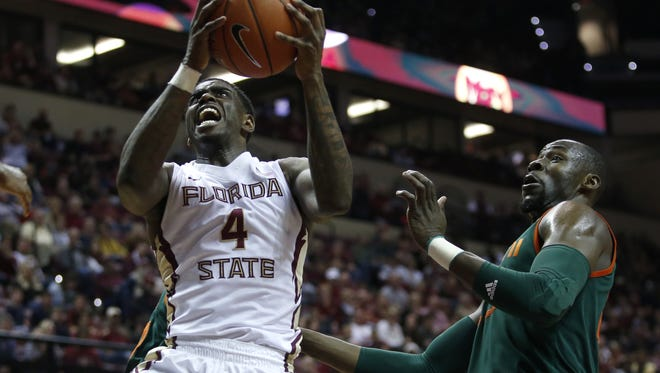 Florida State sophomore Dwayne Bacon says the FSU newcomers are even more talented than he expected them to be.