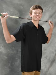 All-Midstate golfer Bryce Lewis, HendersonvilleThursday
