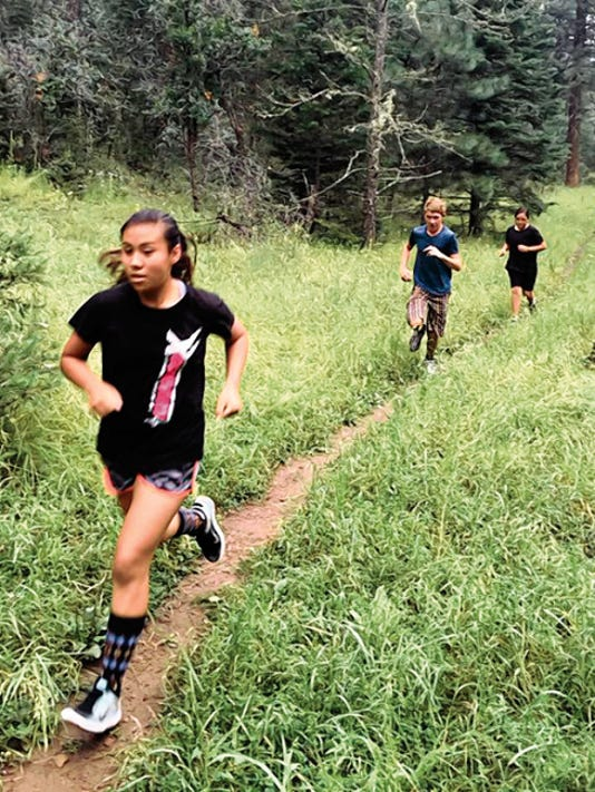 The Ruidoso cross country team will next run at the Elks-Ron Singleton Invitational at 9:45 a.m. on Saturday in Carlsbad. RHS is set to host a meet Oct. 24 at the high school.