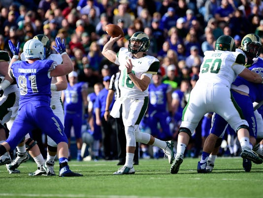 NCAA Football: Colorado State at Air Force
