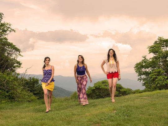 Asheville Americana group Underhill Rose will provide one of several performances at the Carl Sandburg Folk Music Festival on May 25.