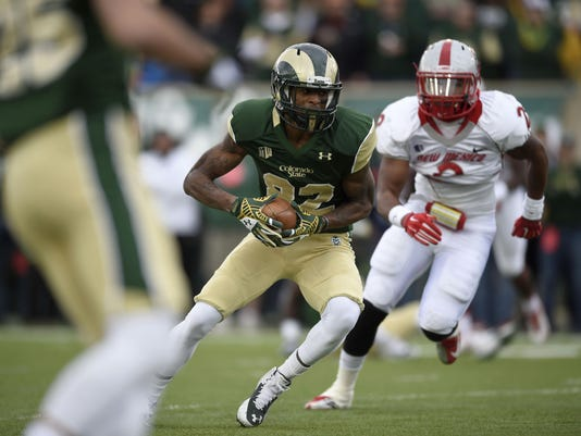 NCAA Football: New Mexico at Colorado State
