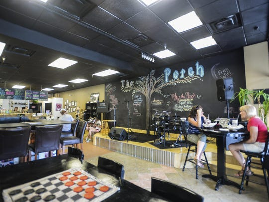 The Blackbird Coffeehouse in Fort Collins is pictured on Monday.