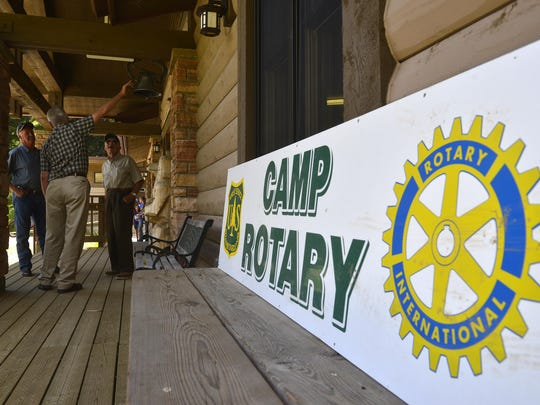 The only qualification to join Rotary is being an upstanding citizen dedicated to community service.