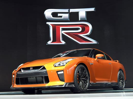 "The 2017 Nissan GT-R — aka ""Godzilla — gets a refresh that includes a stiffer chassis and 20 more ponies, boosting it to 546 horsepower."