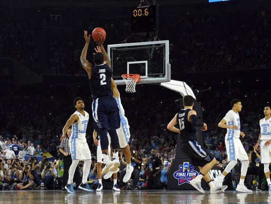 NCAA Basketball: Final Four Championship Game-Villanova vs North Carolina