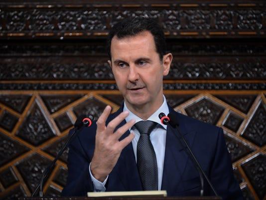 Syria Dissenting Doplomats