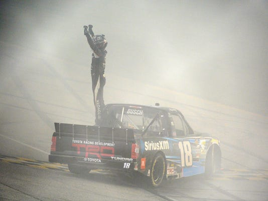 NASCAR Camping World Truck Series American Ethanol E15 225