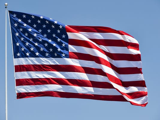 Flag of the United Staets of America