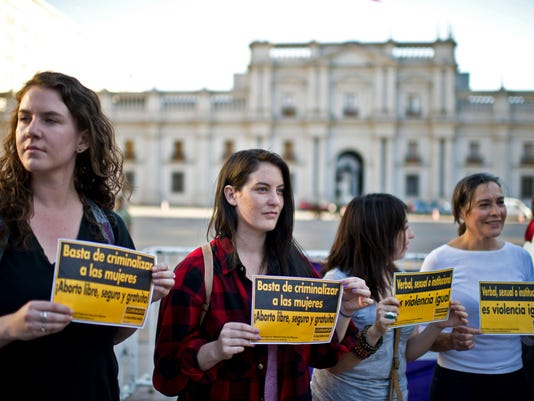 FILES-CHILE-ABORTION-LAW