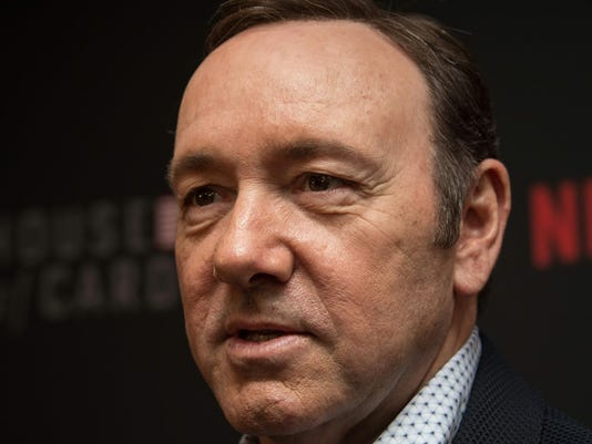 FILES-US-ENTERTAINMENT-TELEVISION-HOUSE OF CARDS-ASSAULT-SPACEY