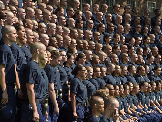 Coast Guard Academy Racial Climate