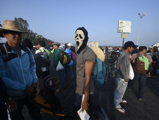 MEXICO-HONDURAS-US-MIGRATION