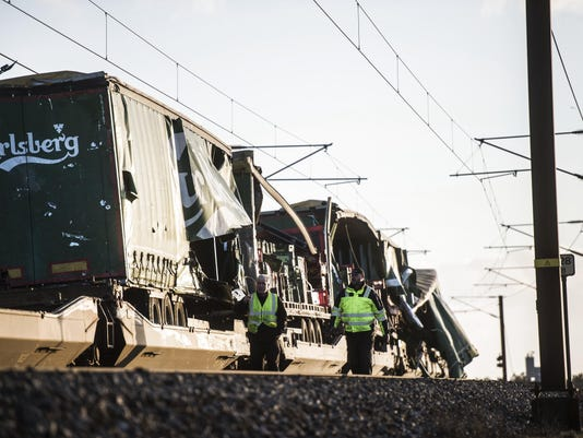 Denmark Train Accident