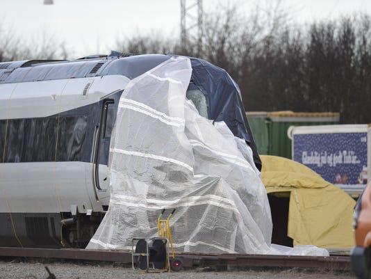 Denmark Train Accident