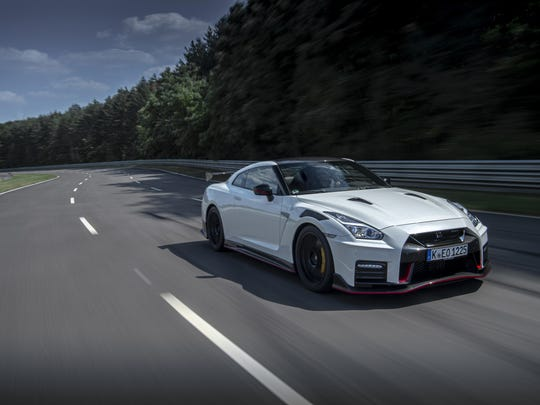 """The 2020 Nissan GT-R NISMO is a """"thoroughbred track star, a vehicle for those for whom 'The Fast and the Furious' is a totem to live by."""""""