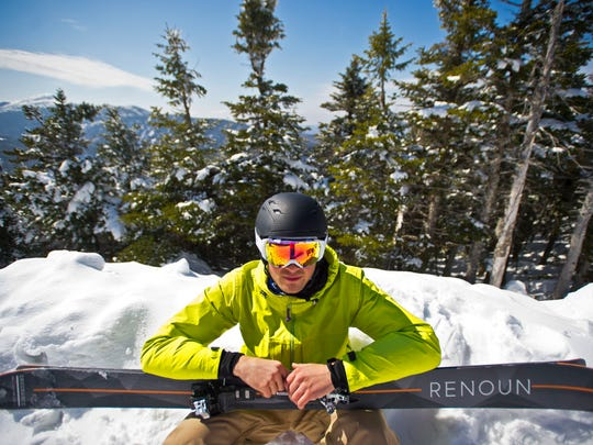 For Cyrus Schenck, founder of Renoun, it all started in a materials science class. Now, the 24-year-old Burlingtonian hopes to take ski design tech to a whole new level.
