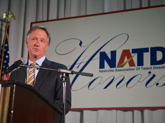 NATD Awards At The Hermitage Hotel
