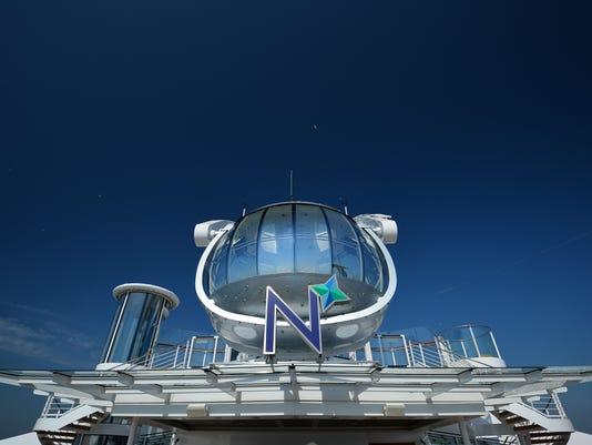 BRITAIN-TRANSPORT-CRUISE-SHIP
