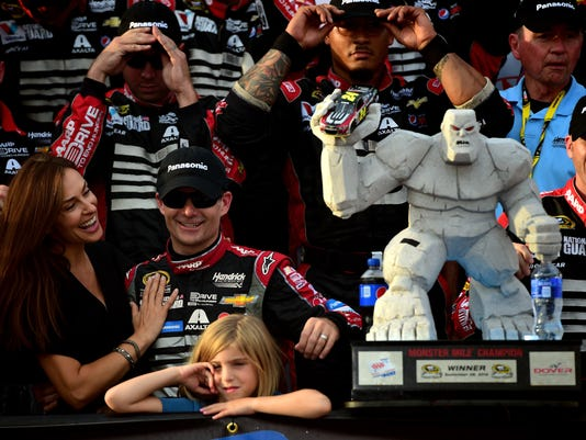 VIN 0929 NASCAR front