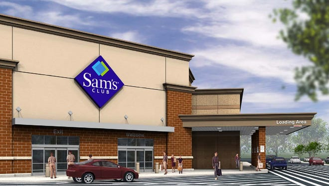 Sam's Club plans to open a store in the Town of Sheboygan, where officials are making a push to attract more retail development.