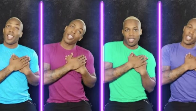 Todrick Hall sings all five Beyonce albums in four minutes.