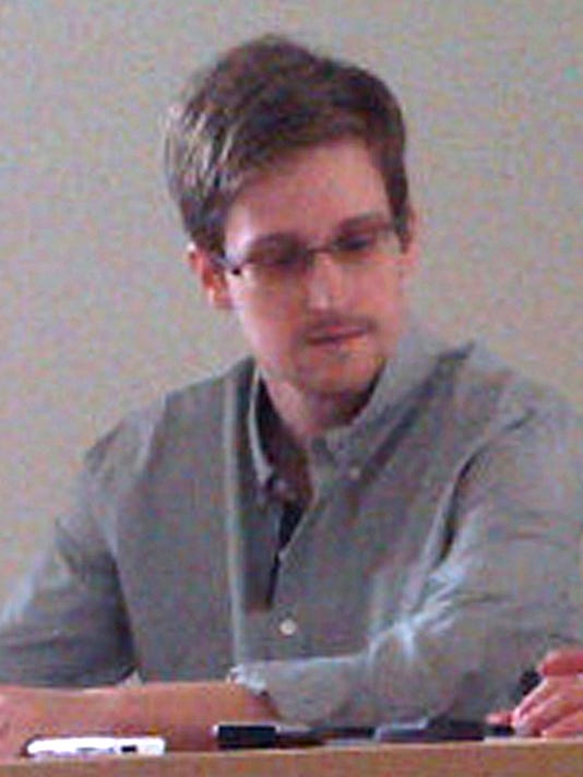 Snowden says ruling vindicates leak of NSA files