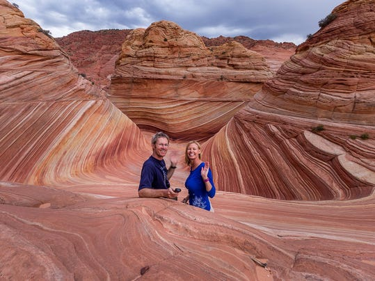 Explore my Arizona: Winning the lottery to hike the Wave