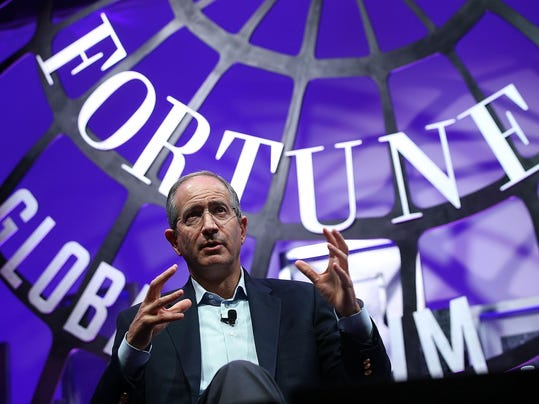 Business Leaders Speak At Fortune Global Forum In San Francisco