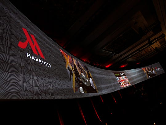 Marriott Celebrates Its' 4,000th Hotel Opening, The Marriott Marquis Washinton DC