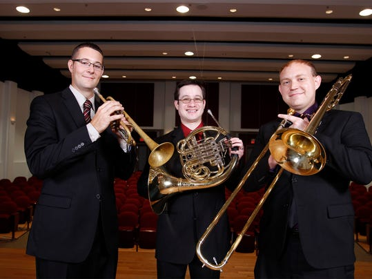 The ULM Brass Trio
