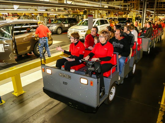 Nissan Smyrna Tn Jobs >> Free tours - Nissan, Capitol, Governor's Residence