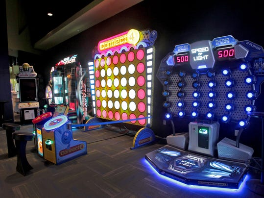 Get Your Arcade Game On 15 Places To Play In Indy