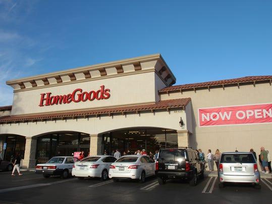 Homegoods opens in palm desert for Home goode