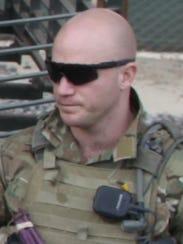 Sgt. Nicholas Kemper, U.S. Army
