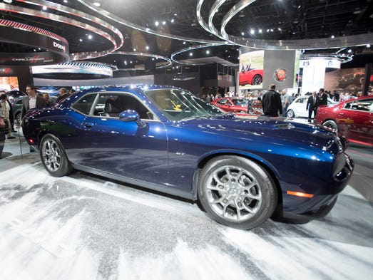 Dodge Challenger GT: </div>Just after the GT debuted in Detroit,