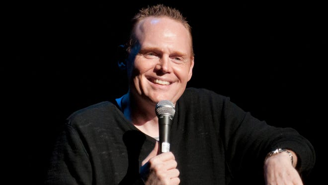 Comedian Bill Burr (shown in 2013) will perform at the Murat Theatre at Old National Centre on Oct. 24.