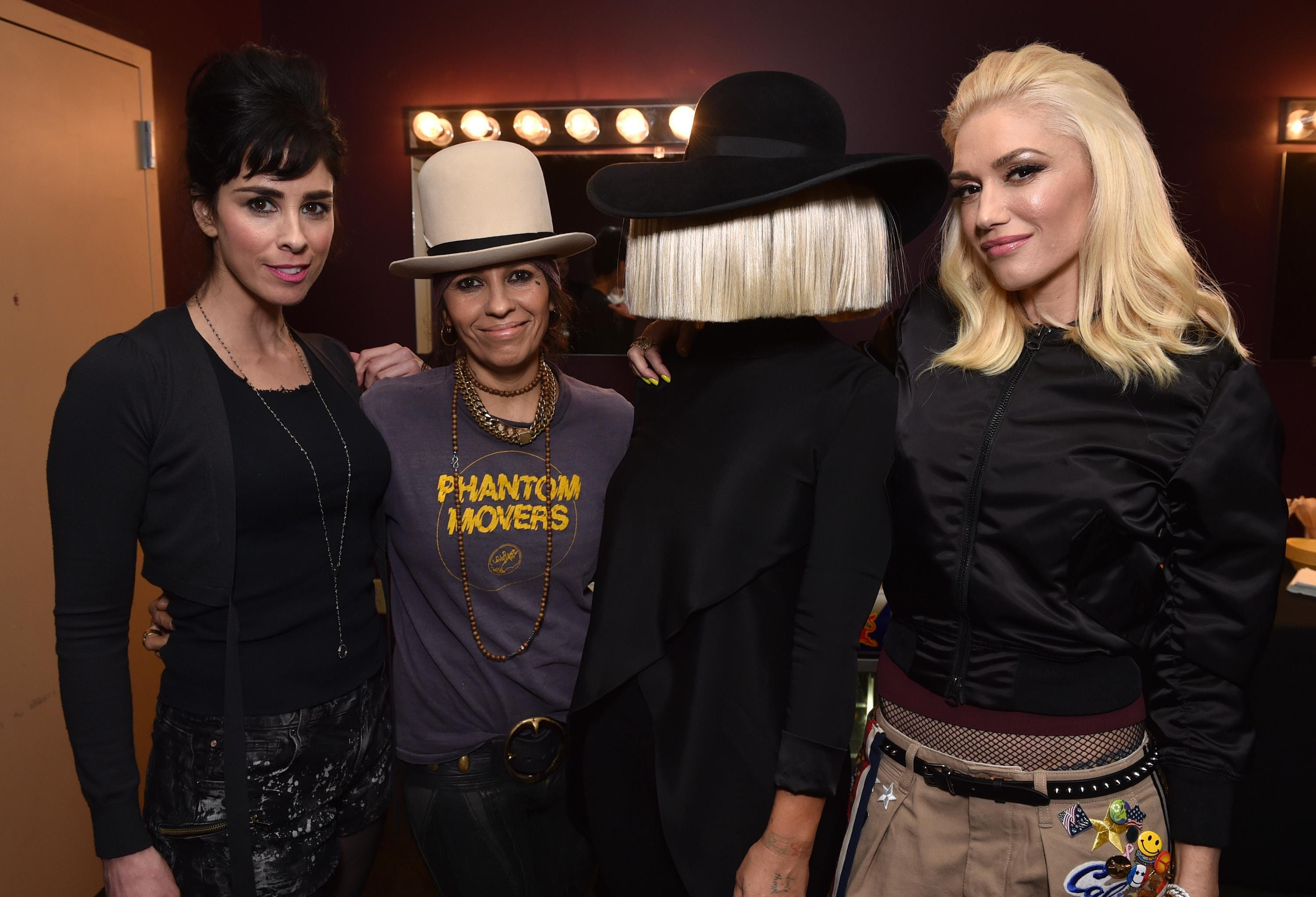 An Evening With Women: No Doubt, Sia, Sarah Silverman to Perform