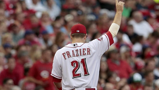 Cincinnati Reds third baseman Todd Frazier will be headed to the All-Star Game, as a starter, at Great American Ballpark next week.