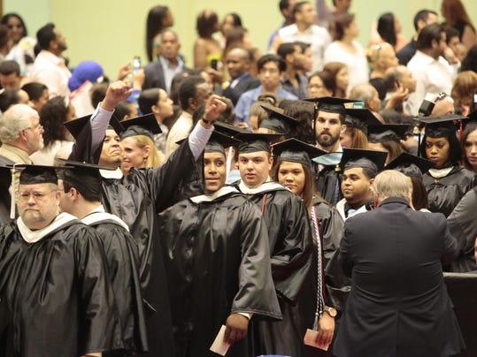 TJN 0518 Dominican College Graduation