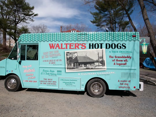 Walters Hot Dog Truck