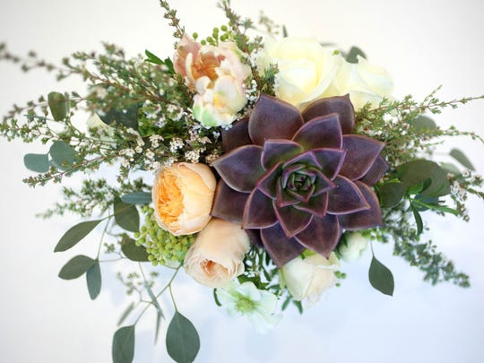 Step up your flower game with a bouquet by Meg.