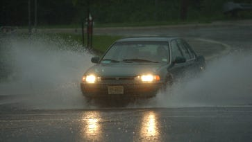 Archive: Vehicles and floods are recipe for disaster