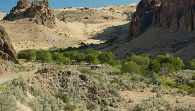 Succor Creek State Natural Area
